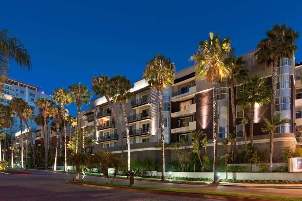 Marina Del Rey Hard Money Lender - commercial building