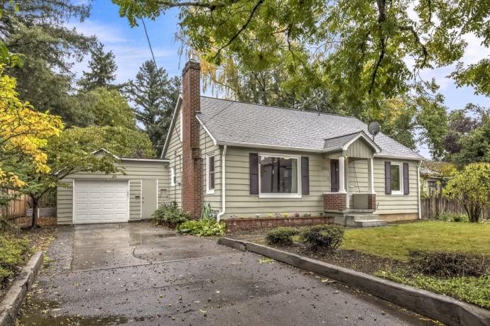 Portland Hard Money Lender - beautiful homes